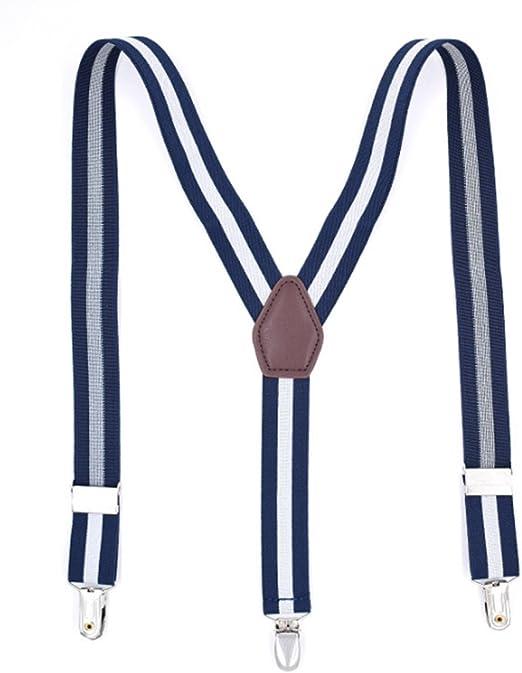 UMEE Tirantes Cl/ásico Pantalones El/ásticos Traje De Escena Ropa Para Ni/ños Ni/ñas Unisex Longitud Ajustable