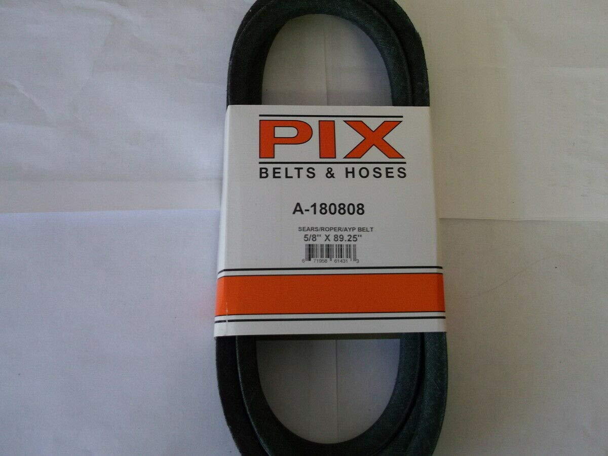 More. Husqvarna Poulan 180808 Wizard Replacement Belt Made with Kevlar for Craftsman