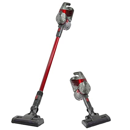 Amazon Com Su Vac Cordless Stick Vacuum Cleaner Lightweight