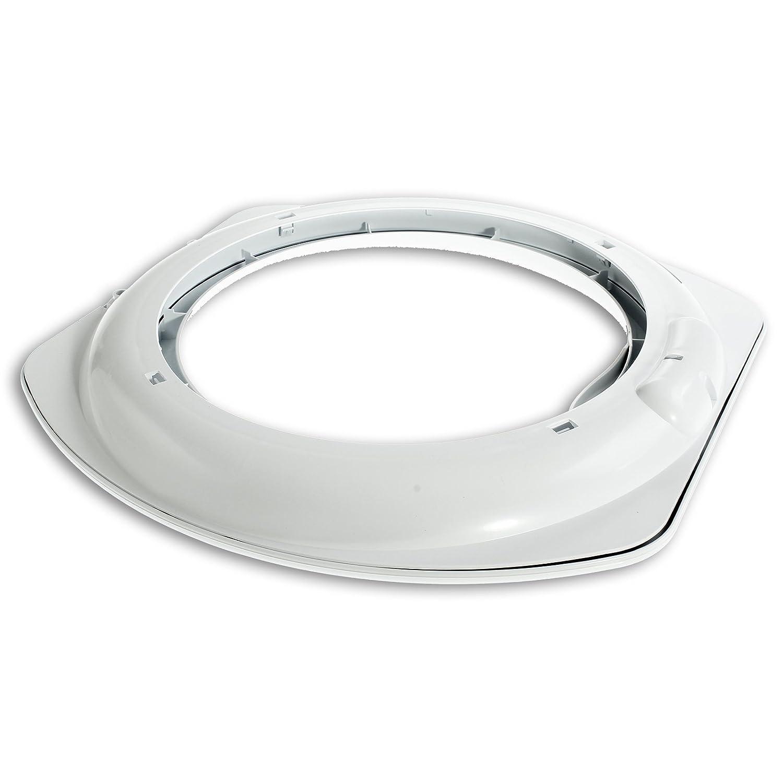 Door Trim: Creda Electra 1602464, 1602447, 1602621, 2226 Hotpoint TL Series tumble dryer, WM Series washing machine, WD Series washer dryer door trim Genuine: BEKO T: CREDA , ELECTRA EUROTECH T522SA: EXPORT W: GALA , GENERAL ELECTRIC 37540, DDE5603V