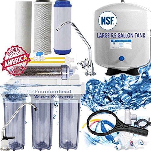 reverse osmosis auto flush - 6