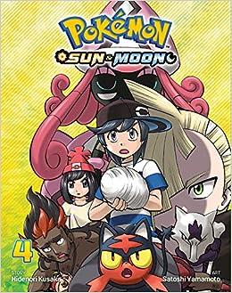 Amazon Com Pokemon Sun Moon Vol 4 Pokemon 9781974703050