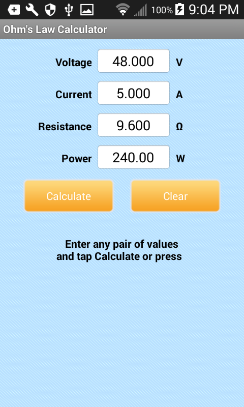 Amazon com: Electrician's Helper: Appstore for Android