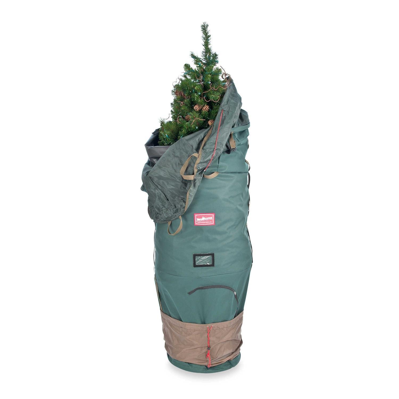 Large Adjustable Upright Christmas Tree Protective Storage Bag - Hold 7' Trees