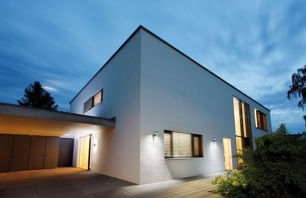 clairage extrieur maison les meilleures images du tableau luminaires exterieur maison intrieur. Black Bedroom Furniture Sets. Home Design Ideas