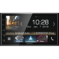 Kenwood Electronics DMX7018BTS 200W Bluetooth Negro Receptor Multimedia