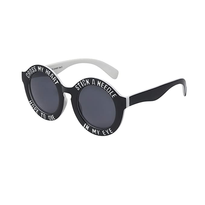 3b25fb394ca4c8 Cross My Heart   Hope To Die Stick a Needle in My Eye Sunglasses by ...