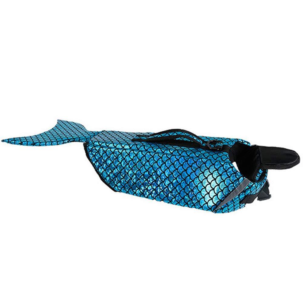 bluee S bluee S Dog Life Jacket,Summer Pet Floatation Adjustable Life Vest,bluee,S