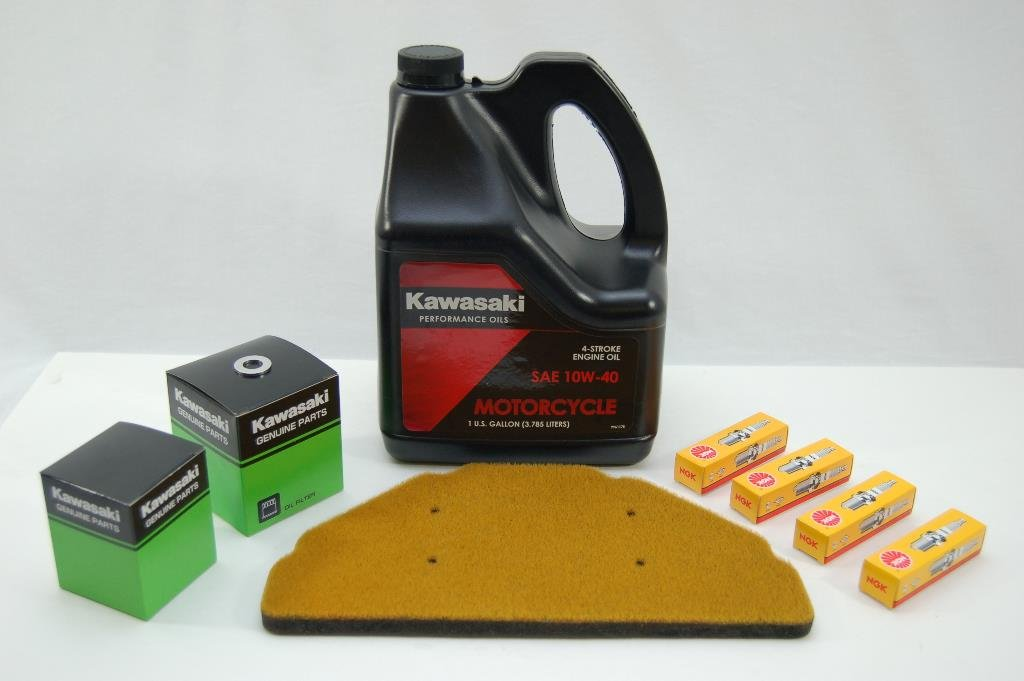 Amazon.com: Kawasaki OEM Tune Up Kit ZX6R 98-02 Ninja ...
