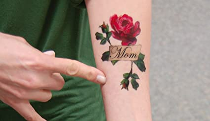 photo regarding Printable Temporary Tattoo Paper named : Inkjet Printable Non permanent Tattoo Paper 5