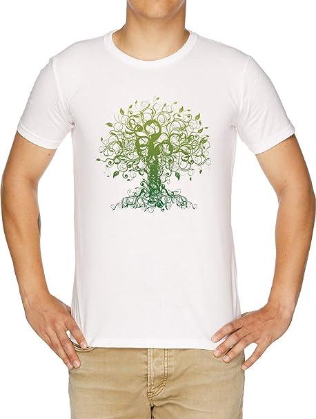 Meditar, Meditación, Espiritual Árbol Yoga Camiseta Camiseta ...