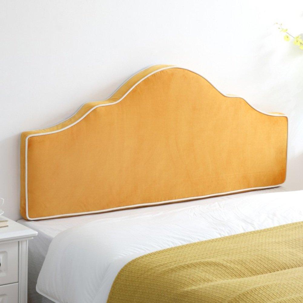 LIXIONG ヘッドボードクッション/ヘッドボードなし アンチコリジョンヘッド ソフトベッド 枕 シングルまたはダブル 大型背もたれ 読書 ウエストパッド、 7色 (色 : #3, サイズ さいず : 200*75*8cm) B07C6TRW1R 200*75*8cm|#3 #3 200*75*8cm