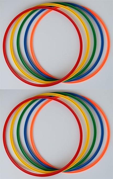 gelb 70 cm Farben Boje Sport Ring//Reifen /Ø ca