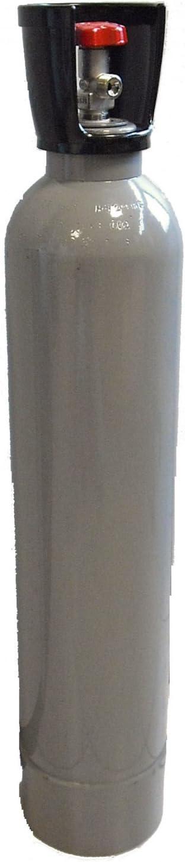 1//2 Completa Di Valvola Bombola Co2 10Kg Ricaricabile Att Novacqua