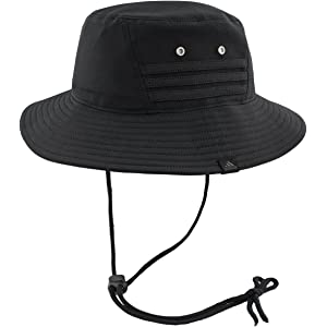 3dffe8bc adidas Originals Bucket Hat Ac Hat One Size Black/White at Amazon ...