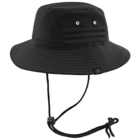 ba9b7b5a211 Amazon.com  adidas Men s Victory II Bucket Hat