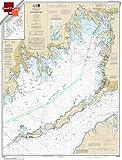 NOAA Chart 13230: Buzzards Bay; Quicks Hole 21.00 x 27.49 (SMALL FORMAT WATERPROOF)