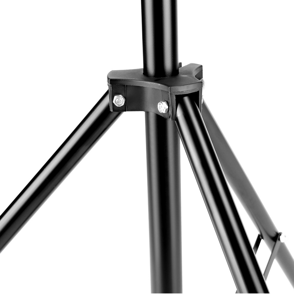 Softboxes Neewer 3 Pieces 8.6Feet//260cm Aluminum Alloy Photography Tripod Light Stand for Reflectors Umbrellas