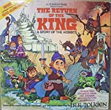 The Return of the King - A Story of the Hobbits - Disneyland Records - Lp with Booklet