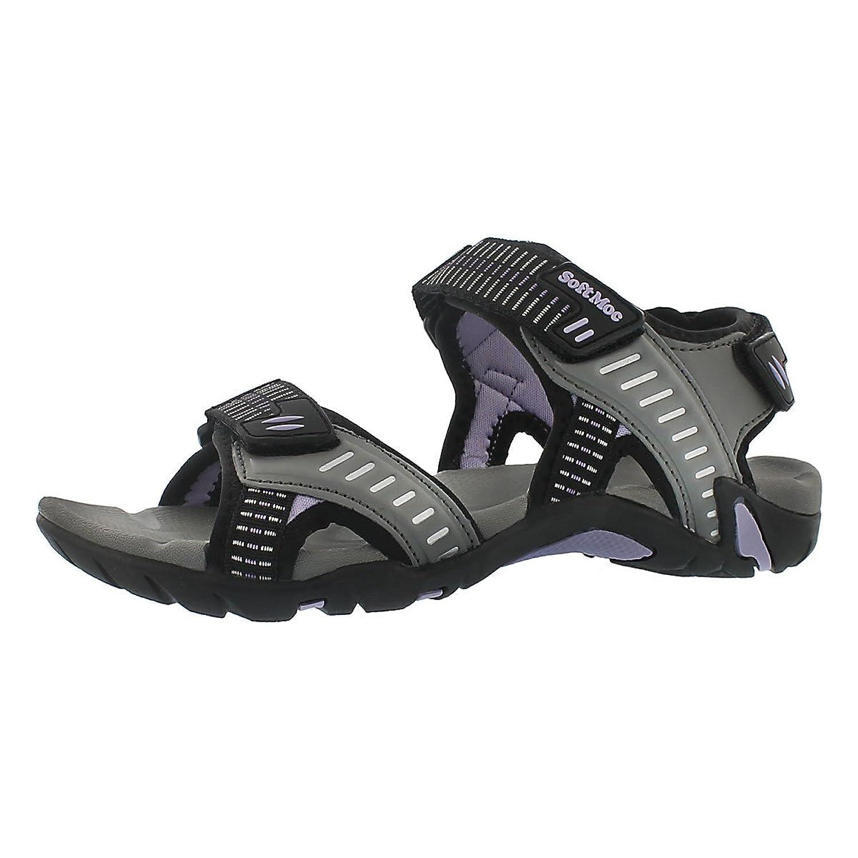 SoftMoc Women's Kara Three Strap Sport Sandal