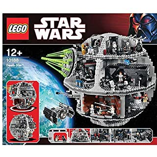 LEGO Star Wars Death Star (B00BZAJ4MO) | Amazon price tracker / tracking, Amazon price history charts, Amazon price watches, Amazon price drop alerts