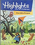 img - for Highlights for Children Fun with a Purpose Volume 51, N  3 - Issue N  533 - March 1996 book / textbook / text book
