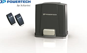Power Tech pl 800 de puertas correderas (Incluye emisor manual 2. – Motor para puerta corredera: Amazon.es: Bricolaje y herramientas