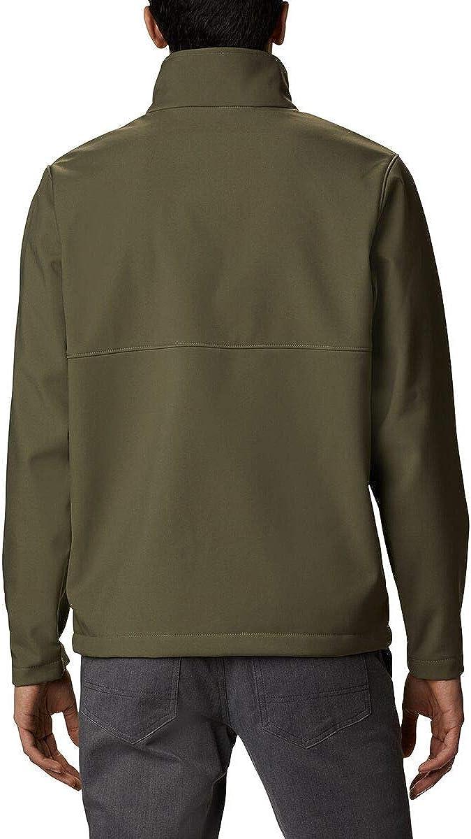 Columbia Mens Ascender Softshell Jacket Water /& Wind Resistant