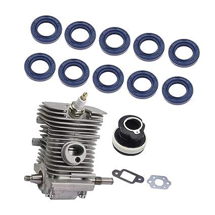 Amazon.com: Fityle Motor Cilindro Cilindro Cejilla de ...
