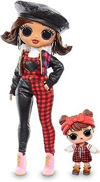 Oferta amazon: Giochi Preziosi - L.O.L Surprise OMG Fashion Dolls Winter Chill - Camp Cutie