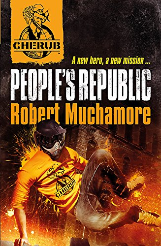 CHERUB VOL 2, Book 1: People's Republic (Cherub Collection)