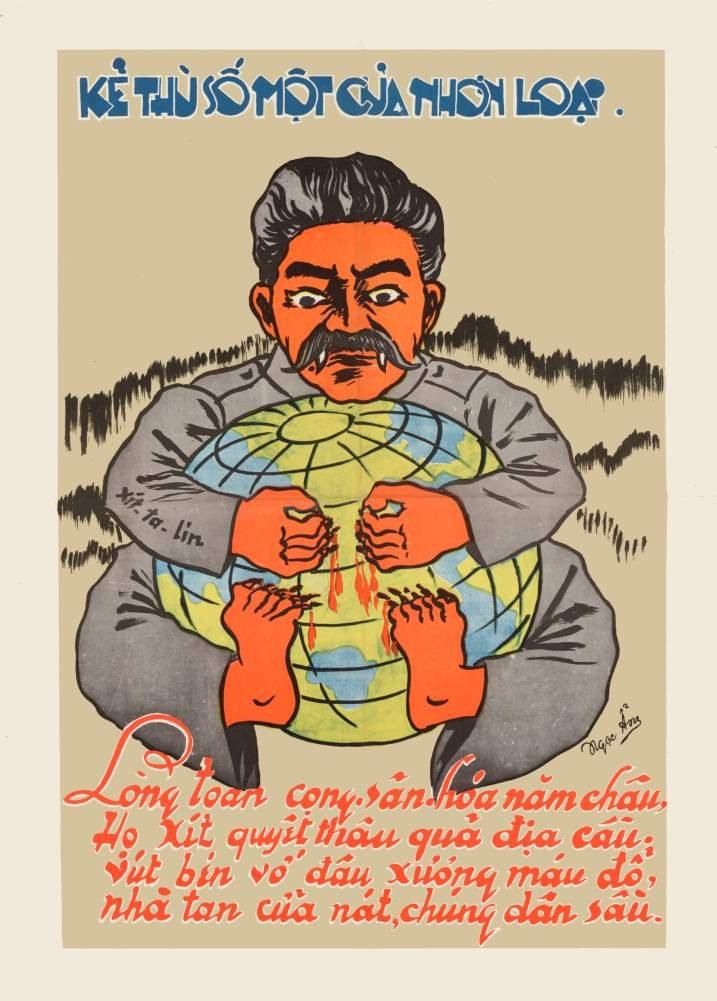 Vietnam del sur de la vendimia de la Anti-Propaganda ...