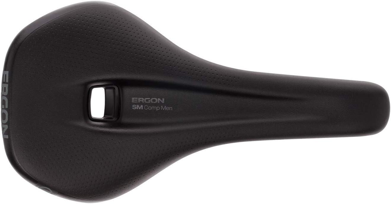 Ergon SMC4 All Mountain Comfort Selle de v/élo ergonomique Noir