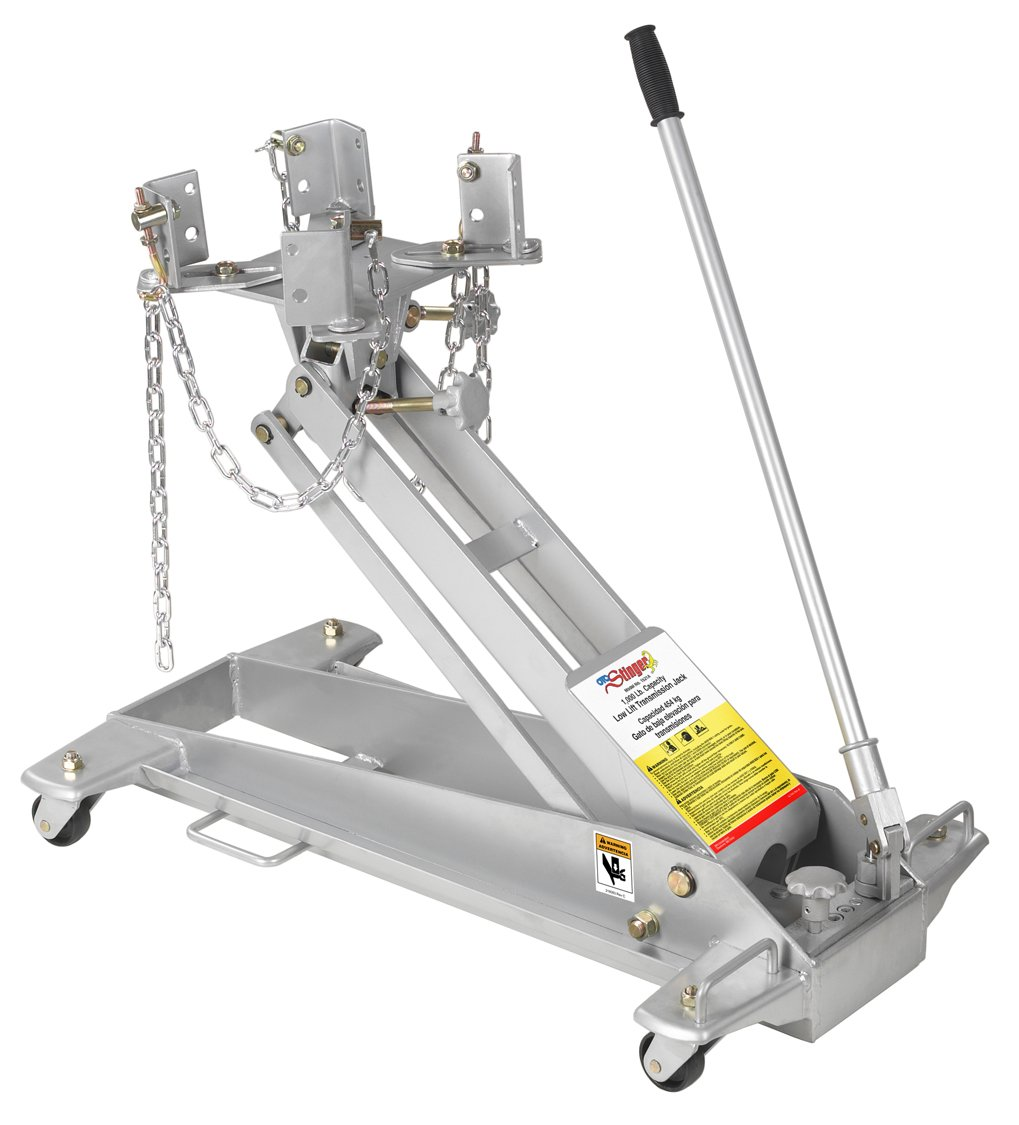Amazon.com: OTC 1521A 1000 lbs Capacity Low-Lift Transmission Jack:  Automotive