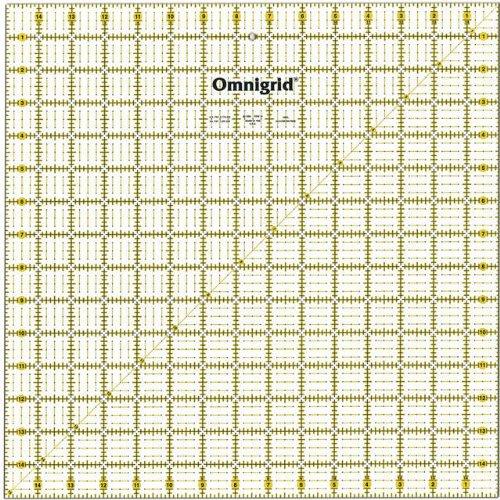 Omnigrid 15x15 Grid mat, 15