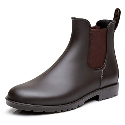 318ce6ff5cf Pastaza Botas de Lluvia Hombre Botas de Agua Mujer Botas Chelsea Outdoor  Antideslizante Impermeables Zapatos  Amazon.es  Zapatos y complementos