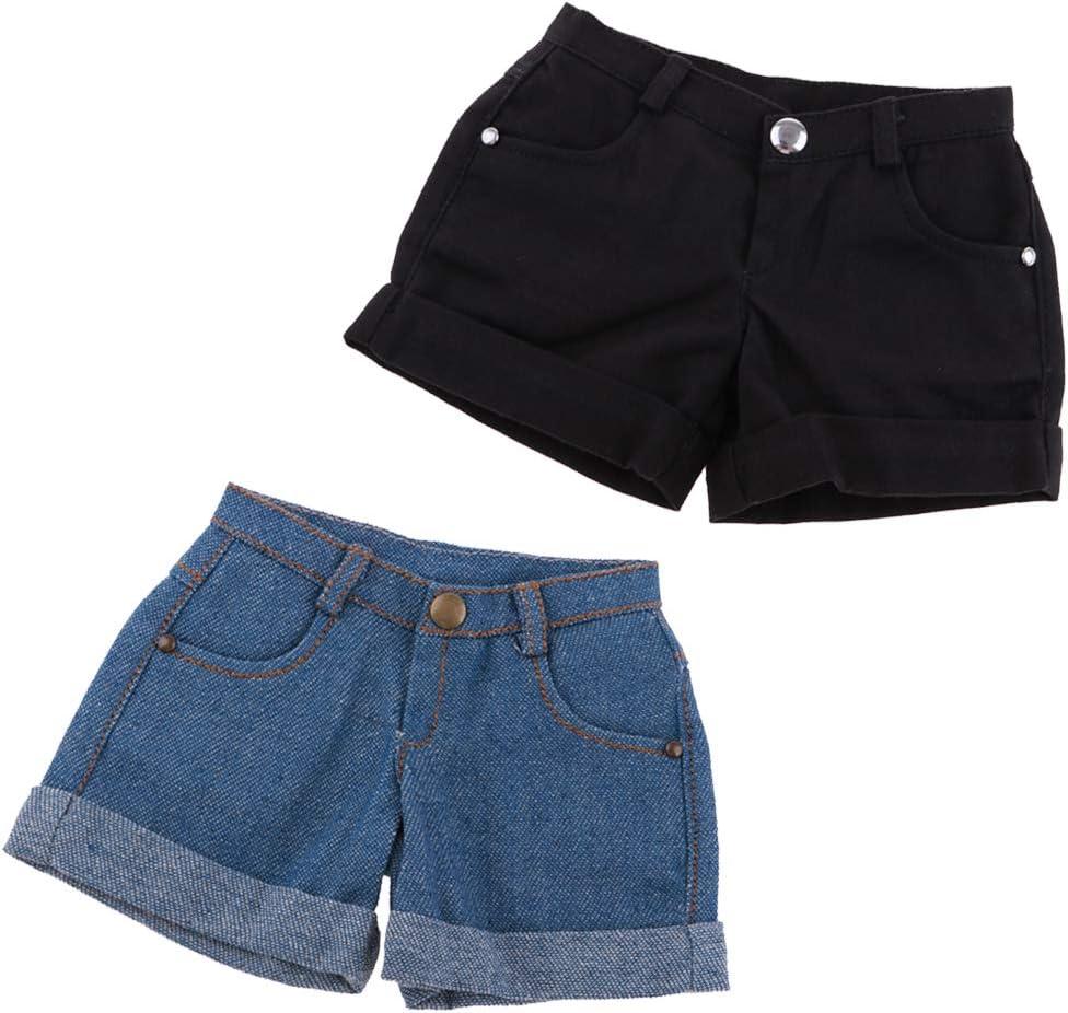 PF Pants 6 SD DZ DOD AOD Bjd Clothes 1 10# White Shorts Clothes