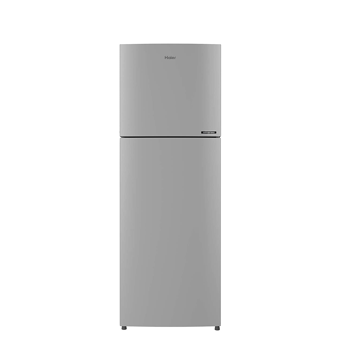 Haier 278 L 3 Star Inverter Frost-Free Double Door Refrigerator – HEF-27TMS-E