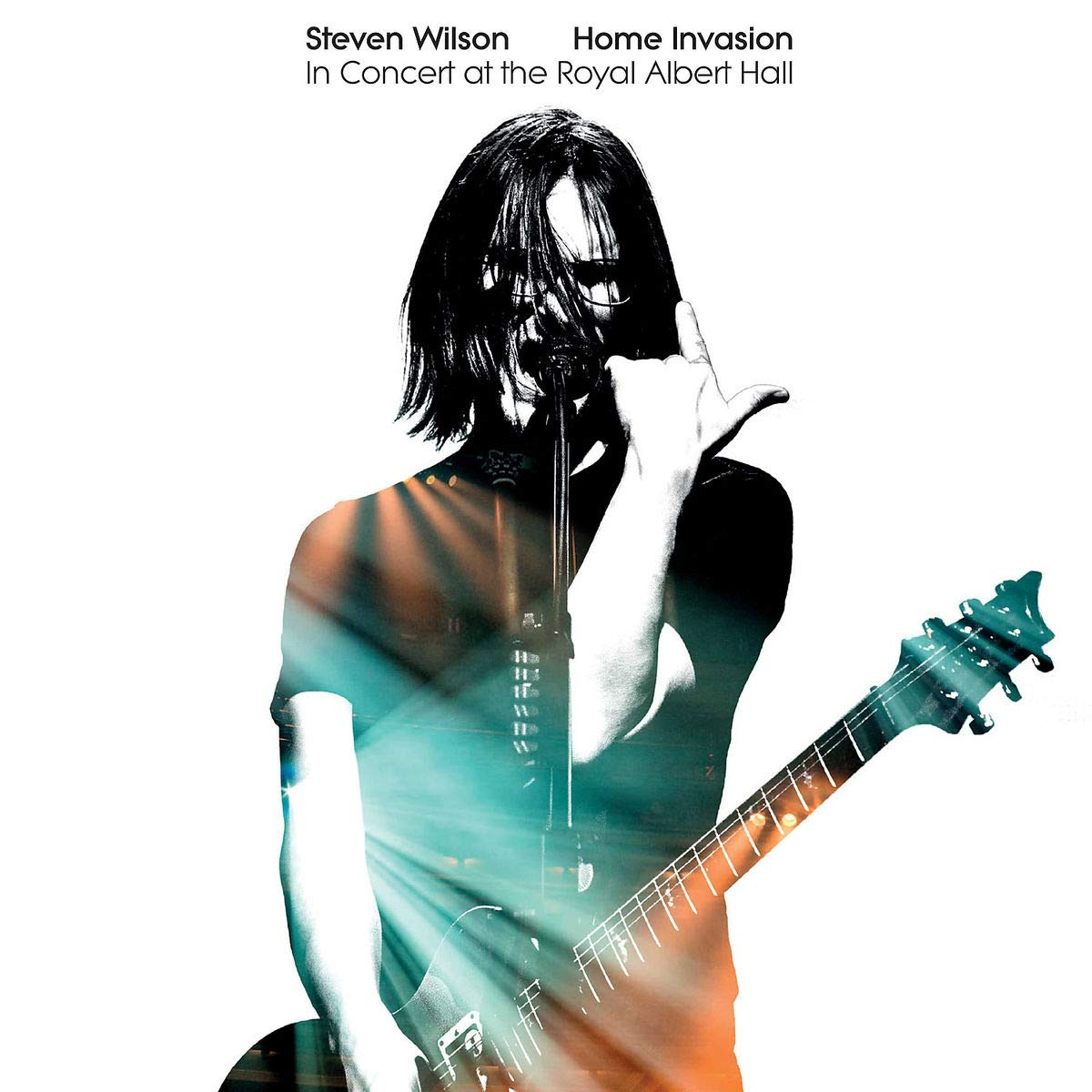 CD : Steven Wilson - Home Invasion: In Concert At The Royal Albert Hall (With Blu-ray, Digipack Packaging)