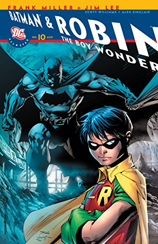 All-Star Batman and Robin, The Boy Wonder (2005-) #10 ()