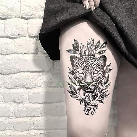 ljmljm 3 Unids Impermeable Etiqueta Engomada del Tatuaje Ganado ...