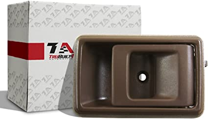 Toyota Tacoma Pickup Interior Passenger Side Brown Door Handle