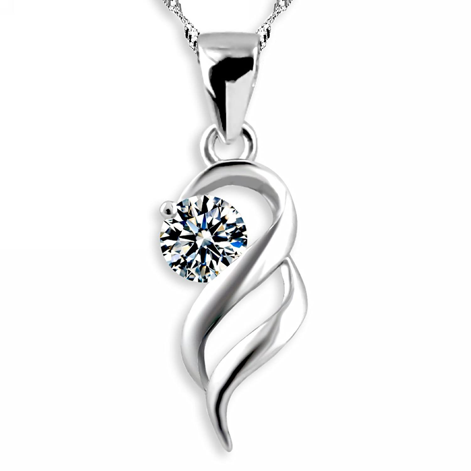 Amazon.com: Holiday sale deep discount 20% off Merdia 925 Sterling ...
