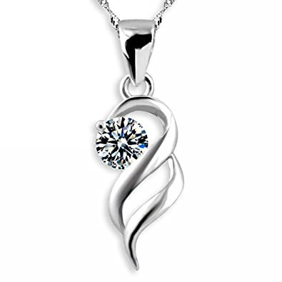 silver eyes collections crystal necklace s products shades and jewelry round blue paved cute crystals sterling necklaces beautiful of lucky clear popular women pendant with eye