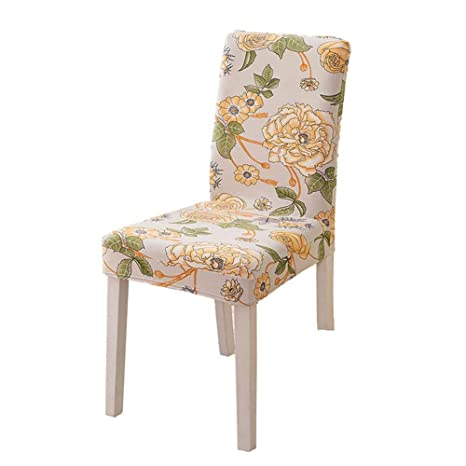 Phenomenal Amazon Com Cupcinu Simple Fabric Chair Cover Dining Chair Andrewgaddart Wooden Chair Designs For Living Room Andrewgaddartcom