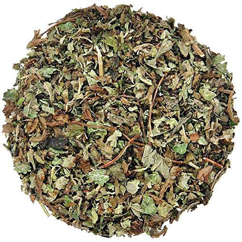 Melissa Herbal Tea - Chinese Tea Culture Lemon Balm - Melissa Tea - Herbal - Decaffeinated - Loose Leaf Tea - 4oz