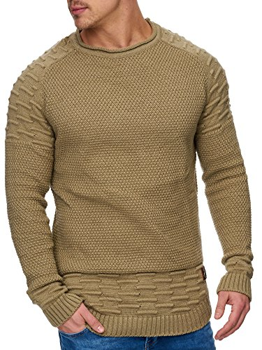 Tazzio Tazzio Pull Homme Bison Pull ZSxqz51x