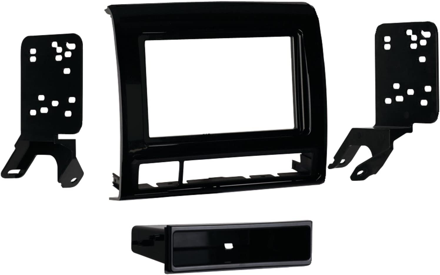 METRA 95-8235CHG INSTALLATION DOUBLE DIN KIT FOR 2012-UP TOYOTA TACOMA VEHICLES