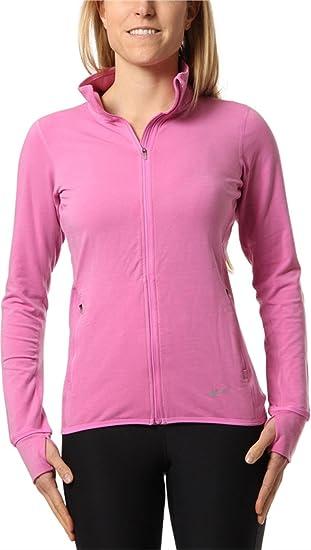 51614ddb07b5 Amazon.com   Nike Dri-fit Sprint Full-zip Women s Running Jacket ...