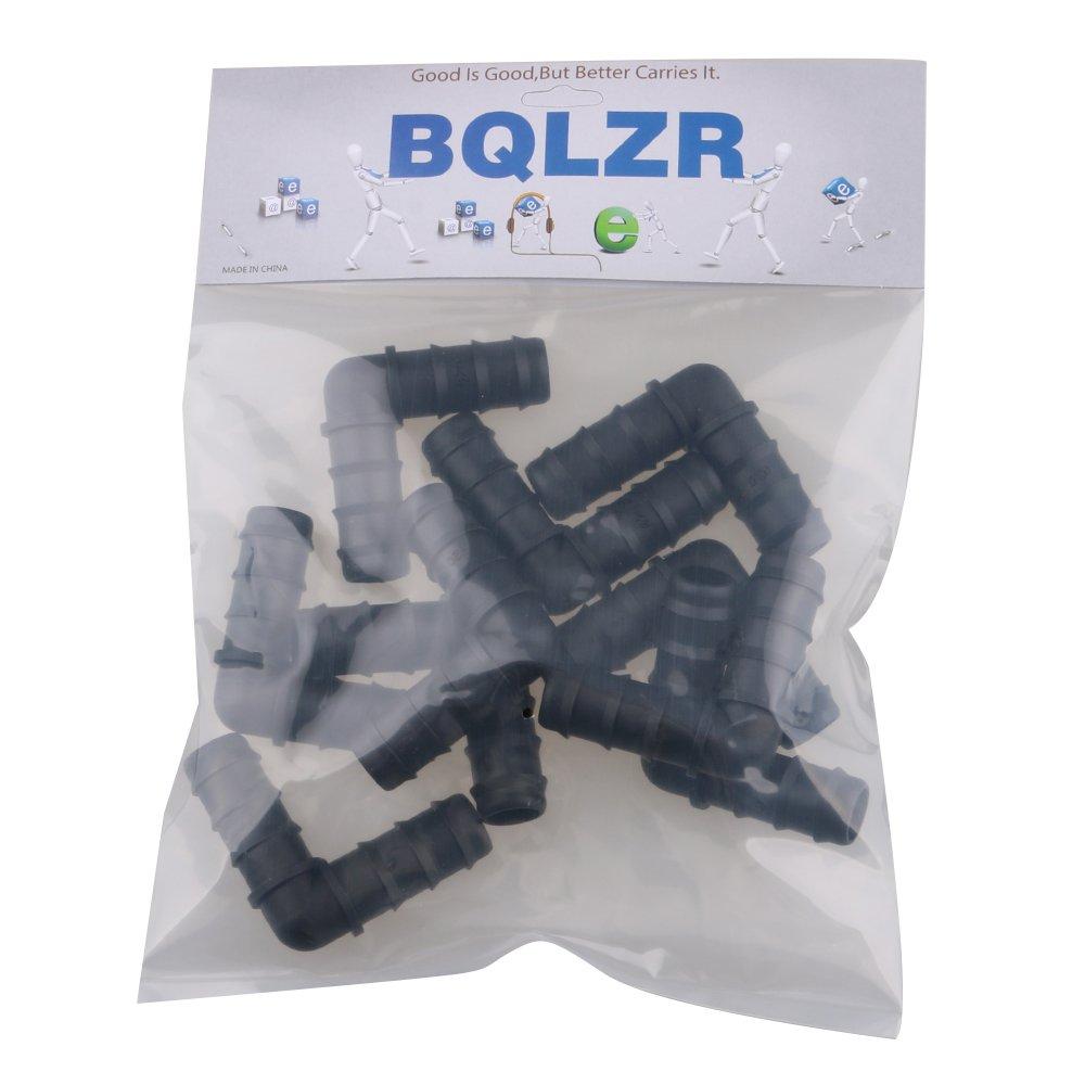BQLZR goteo sistema de riego 18,6 mm de diámetro, varios accesorios de goteo de agua Conector Codo de Espino Pack de 10: Amazon.es: Amazon.es